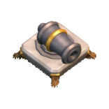 レベル7の大砲