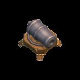 レベル4の大砲
