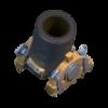 レベル1の迫撃砲