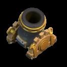 レベル4の迫撃砲