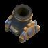 レベル2の迫撃砲