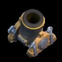 レベル3の迫撃砲